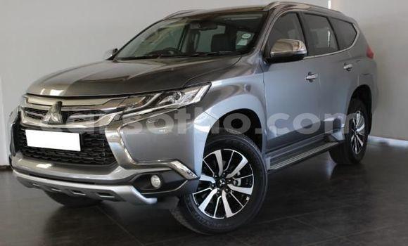 Buy Used Mitsubishi Pajero Silver Car in Maseru in Maseru