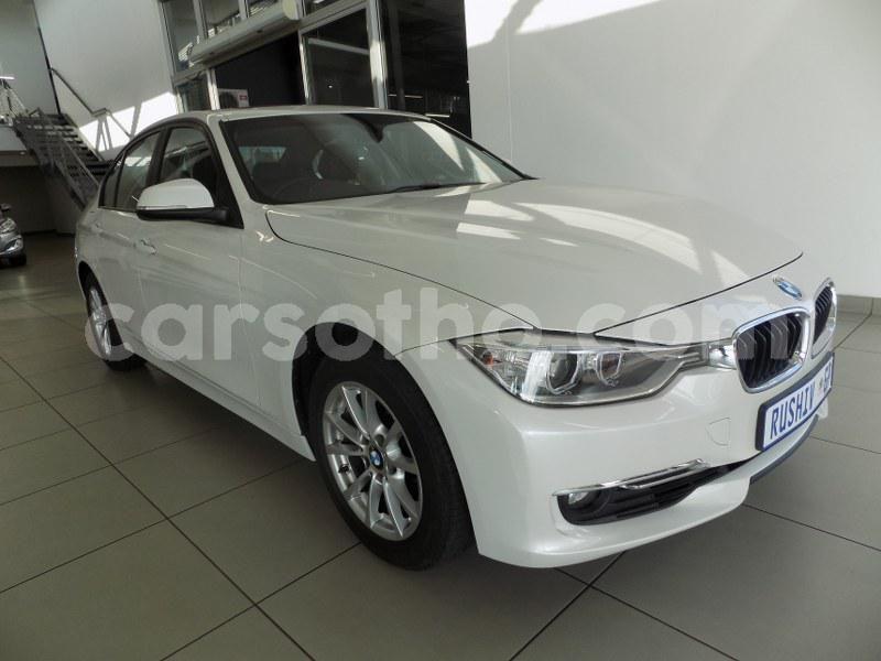 Buy Used BMW 3–Series White Car in Maseru in Maseru - CarSotho