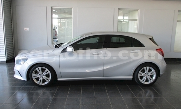 Buy Used Mercedes-Benz A–Class Silver Car in Maseru in Maseru