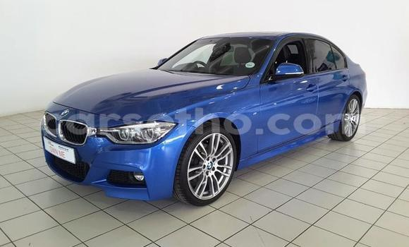 Buy Used BMW 3–Series Blue Car in Butha–Buthe in Thaba-Tseka