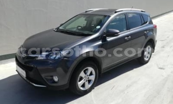 Buy Used Toyota RAV4 Black Car in Maseru in Maseru
