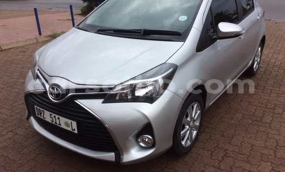 Buy Used Toyota Yaris Beige Car in Maseru in Maseru