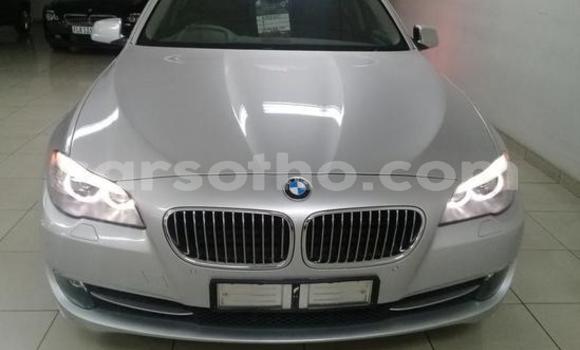 Buy Used BMW 5–Series Silver Car in Maseru in Maseru