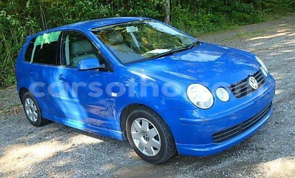 Buy Used Volkswagen Golf Blue Car in Maseru in Maseru