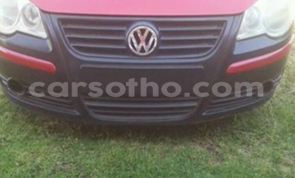 Buy Used Volkswagen Polo Red Car in Maseru in Maseru