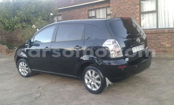 Buy Used Toyota Verso Black Car in Maseru in Maseru