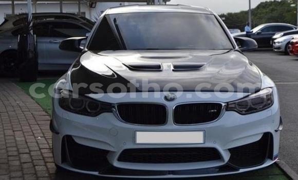 Buy Used BMW M3 White Car in Hlotse in Leribe