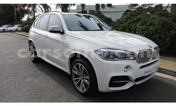Buy Used BMW X5 White Car in Hlotse in Leribe