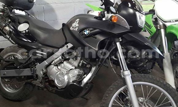 Buy Used BMW F650GS Black Bike in Maseru in Maseru