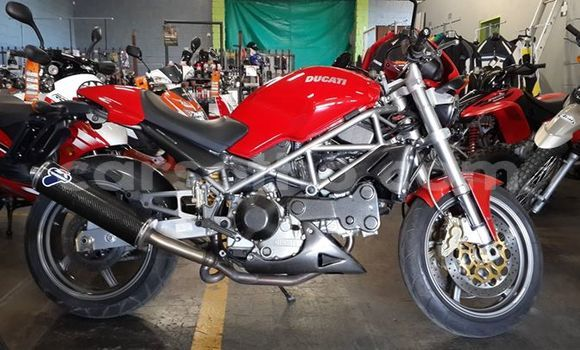 Buy Used Ducati Monster Red Moto in Maseru in Maseru