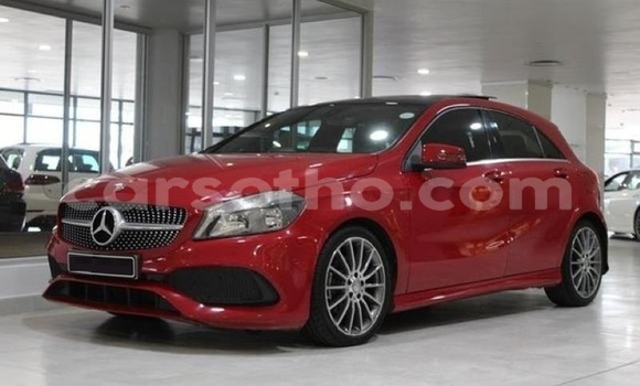 Buy Used Mercedes-Benz A–Class Red Car in Mafeteng in Mafeteng