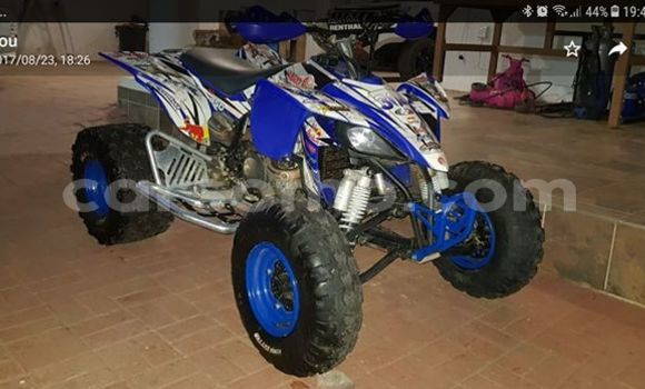 Buy Used Yamaha YFZ 450 Blue Moto in Maseru in Maseru