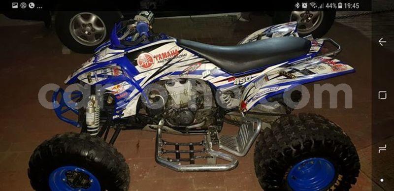 Buy Used Yamaha YFZ 450 Blue Bike in Maseru in Maseru - CarSotho