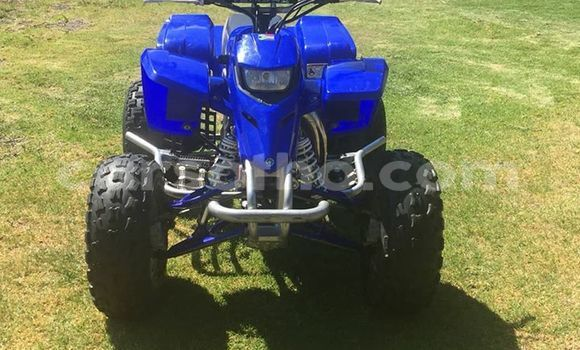Buy Used Yamaha Blaster 200cc Blue Bike in Maseru in Maseru