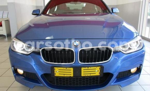 Buy Used BMW 3–Series Blue Car in Maseru in Maseru