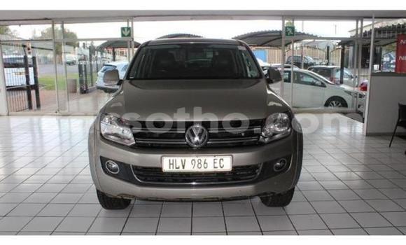 Buy Used Volkswagen Amarok Silver Car in Maseru in Maseru