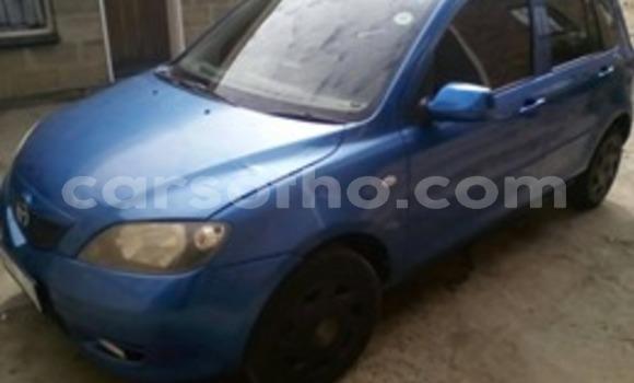 Buy Used Mazda Demio Blue Car in Maseru in Maseru