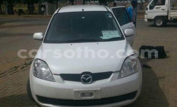 Buy Used Mazda Demio White Car in Maseru in Maseru