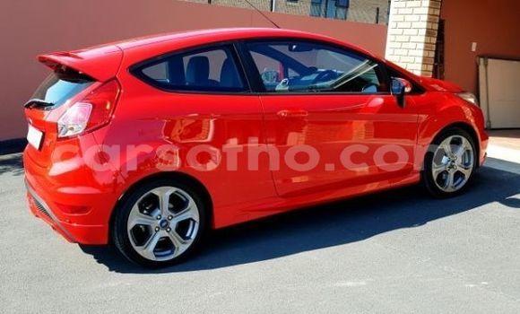 Buy Used Ford Fiesta Red Car in Maseru in Maseru