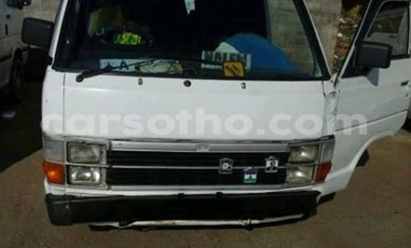 Buy Used Toyota Hiace White Car in Maseru in Maseru