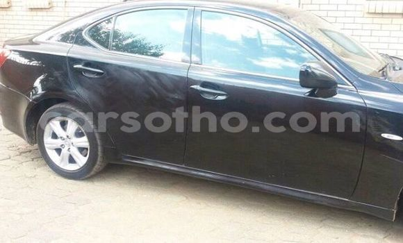 Buy Used Lexus IS Black Car in Maseru in Maseru