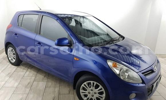 Buy Used Hyundai i20 Blue Car in Maseru in Maseru