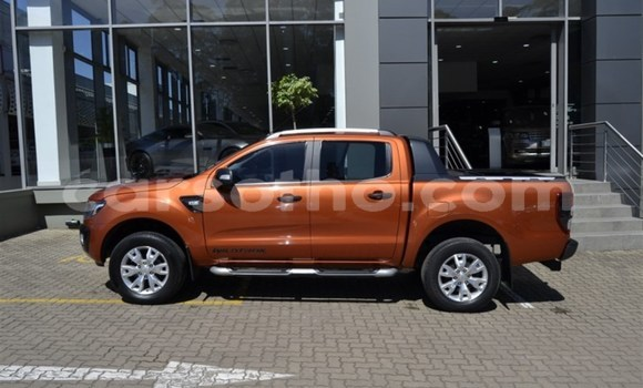 Buy Used Ford Ranger Beige Car in Maseru in Maseru