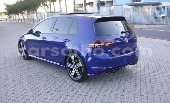 Buy Used Volkswagen Golf Blue Car in Maseru in Maseru