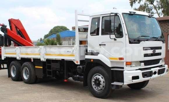 Buy Used Nissan UD White Truck in Maseru in Maseru