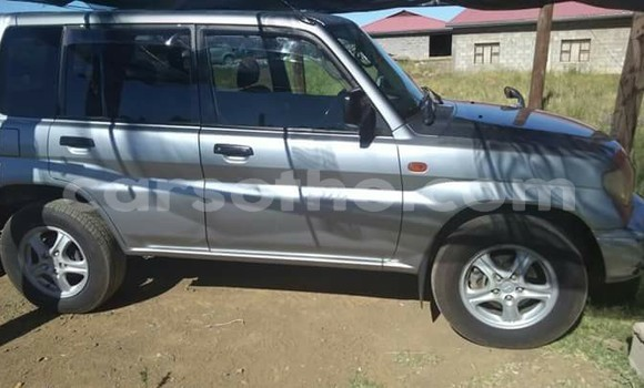 Buy Used Mitsubishi Pajero Silver Car in Maseru in Maseru