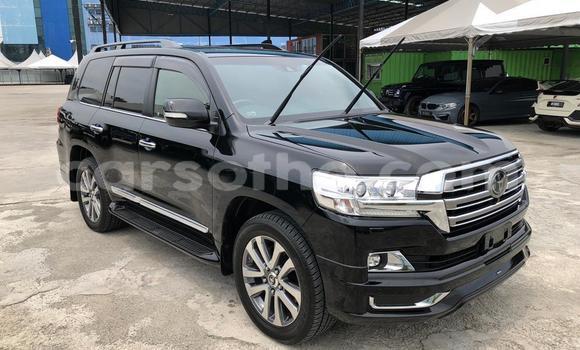 Buy Used Toyota Land Cruiser Black Car in Mafeteng in Mafeteng
