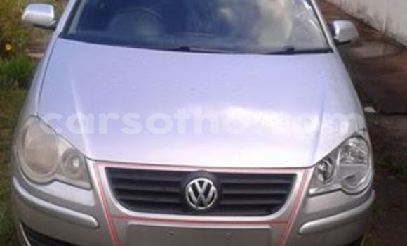 Buy Used Volkswagen Polo Silver Car in Roma in Maseru
