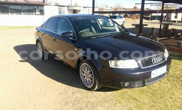 Buy Used Audi A4 Black Car in Maseru in Maseru
