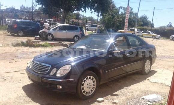 Buy Used Mercedes‒Benz C–Class Black Car in Maseru in Maseru