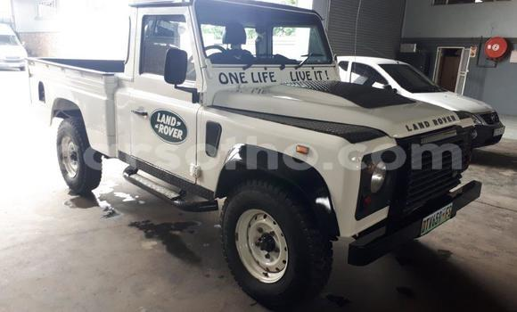 Buy Used Land Rover Defender White Car in Maseru in Maseru
