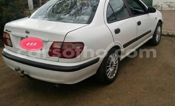 Buy Used Nissan Primera White Car in Maseru in Maseru