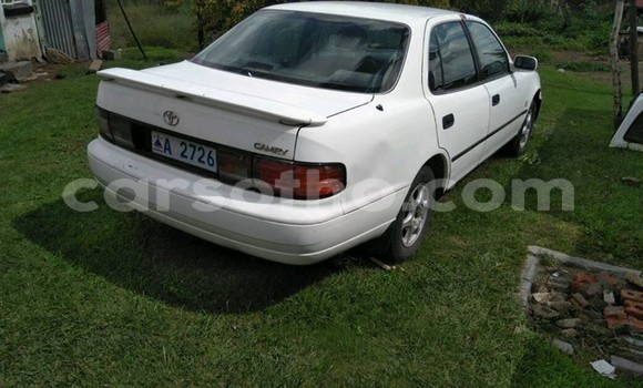 Buy Used Toyota Camry White Car in Maseru in Maseru