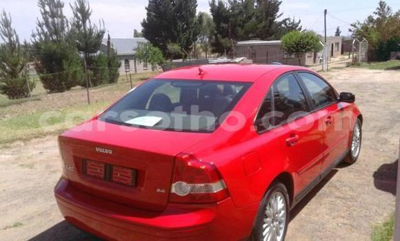 Buy Used Volvo S40 Red Car in Maseru in Maseru