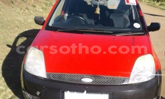 Buy Used Ford Fiesta Red Car in Maseru in Maseru