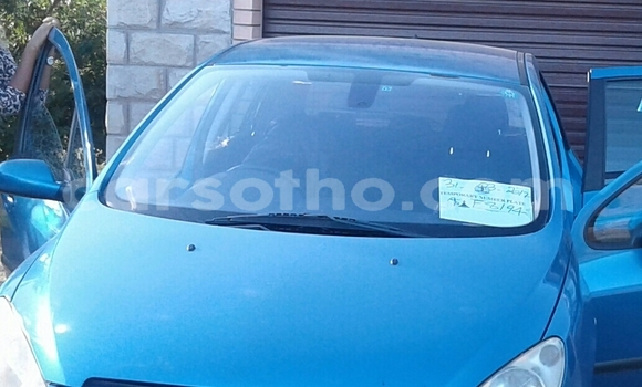 Buy Used Peugeot 307 Blue Car in Maseru in Maseru