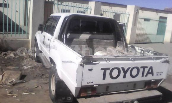 Buy Used Toyota Pickup White Car in Maseru in Maseru