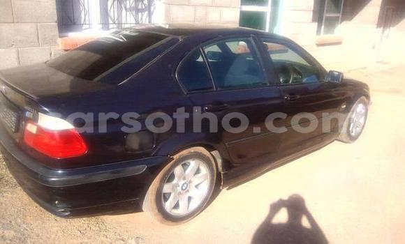 Buy Used BMW 3-Series Black Car in Maseru in Maseru