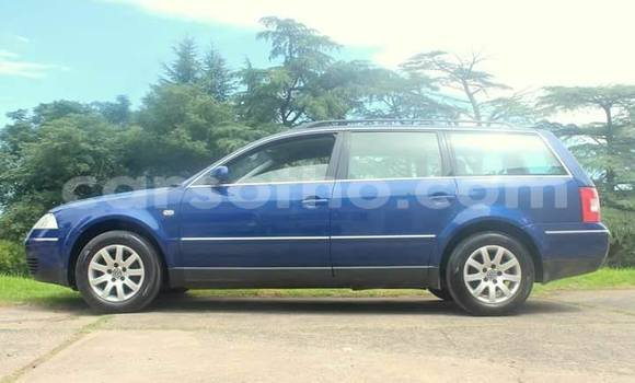 Buy Used Volkswagen Passat Blue Car in Maseru in Maseru