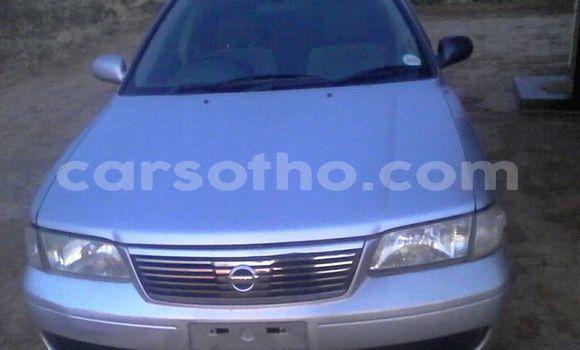 Buy Used Nissan Sunny Silver Car in Maseru in Maseru