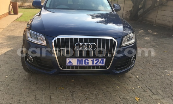 Buy Used Audi Q5 Blue Car in Maseru in Maseru