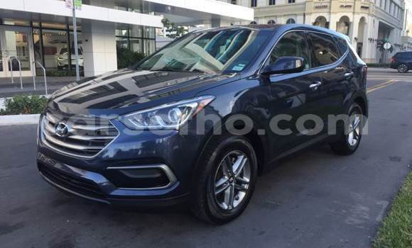 Buy Used Hyundai Santa Fe Black Car in Peka in Leribe