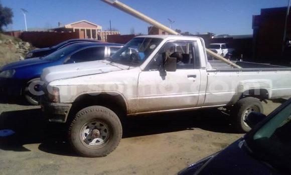 Buy Used Toyota Pickup White Car in Maseru in Maseru