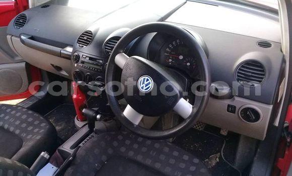 Buy Used Volkswagen Beetle Red Car in Maseru in Maseru