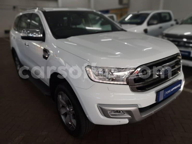 Buy New Ford AEV AMBULANCE White Truck in Hlotse in Leribe