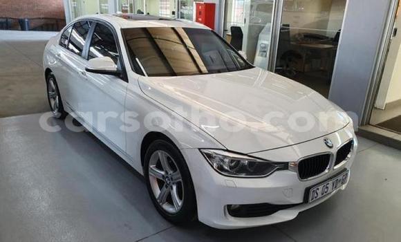 Buy Used BMW 3–Series Blue Car in Maseru in Maseru - CarSotho
